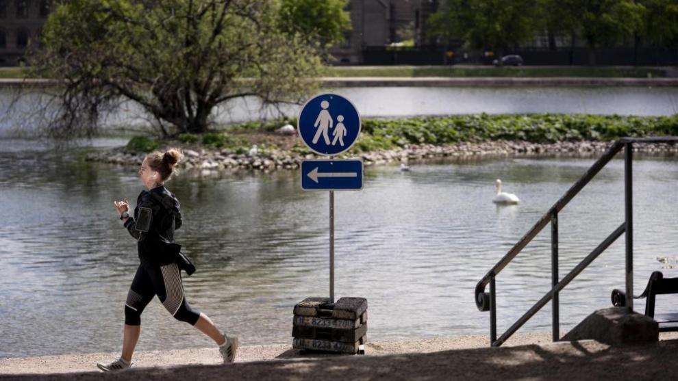 Salir a correr a partir de este 2 de mayo es una actividad permitida.