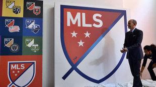 Don Garber, comisionado de la MLS.