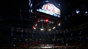 La WWE planea un regreso a la normalidad.