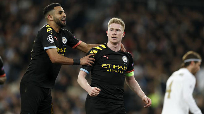 The City may lose De Bruyne — Newspaper