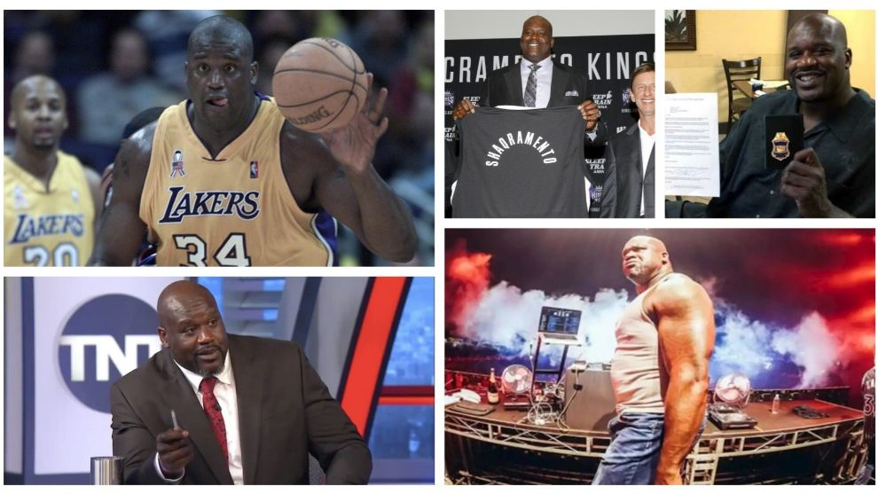 How Shaquille O'Neal tripled his earnings after retiring from basketball