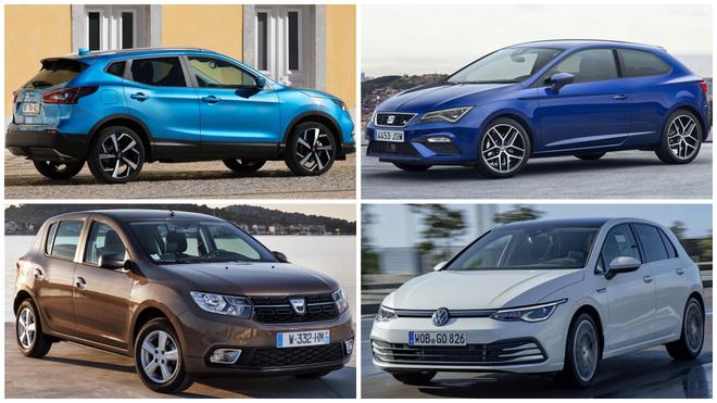Las ventas de coches en España sufren la mayor caída de la historia