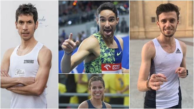 Deporte Fase 0 desescalada: Javi Guerra, Ignacio Fontes, Cristina Lara...