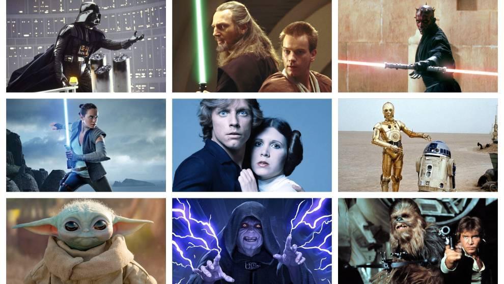 Día De Star Wars Por Qué Es Hoy Cuál Es El Orden De Las Películas Y Dónde Ver La Saga Al Completo Marca Com