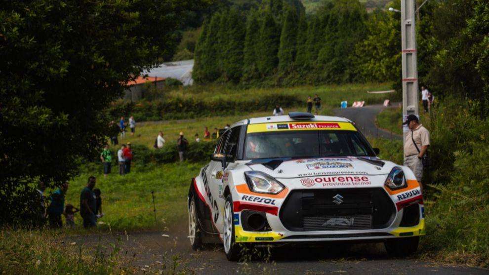 Suzuki continúa como patrocinador principal.