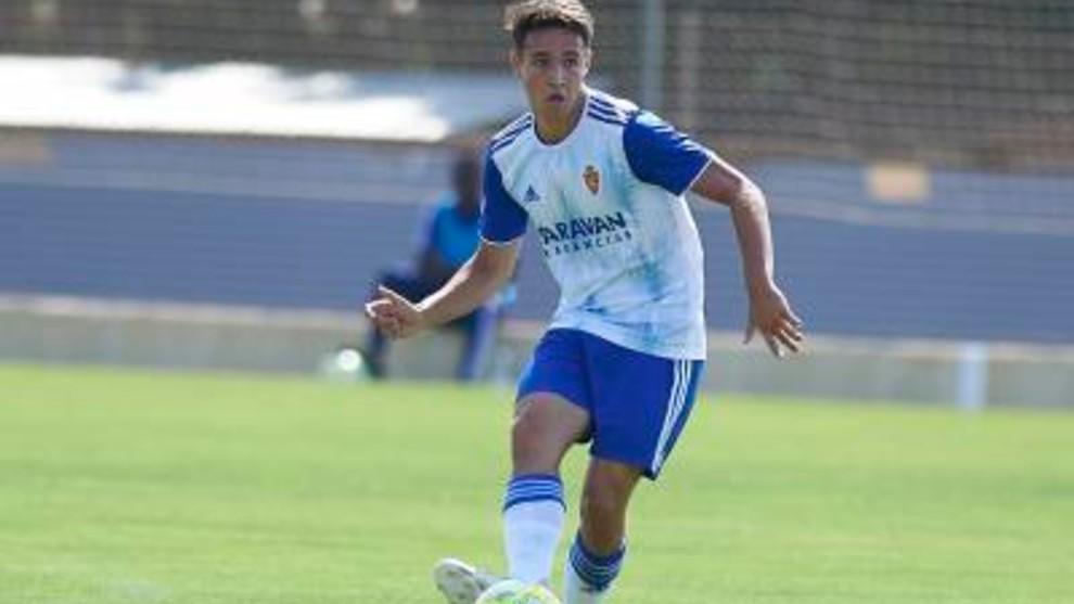 Luis Forcén reforzará al filial del Atlético