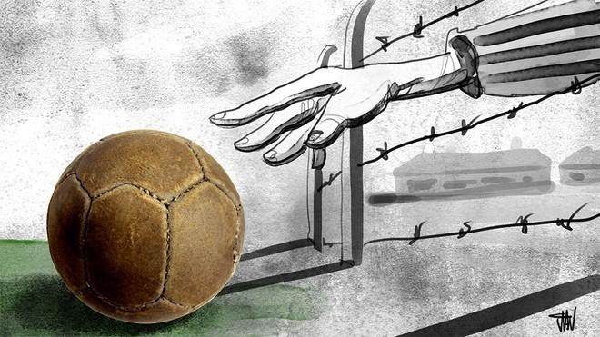 Liberacion Mauthausen futbol