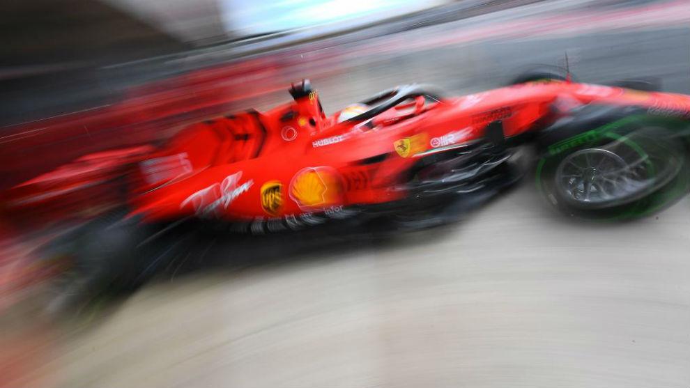 F1: Test cada dos días en pista y techo en 145 millones