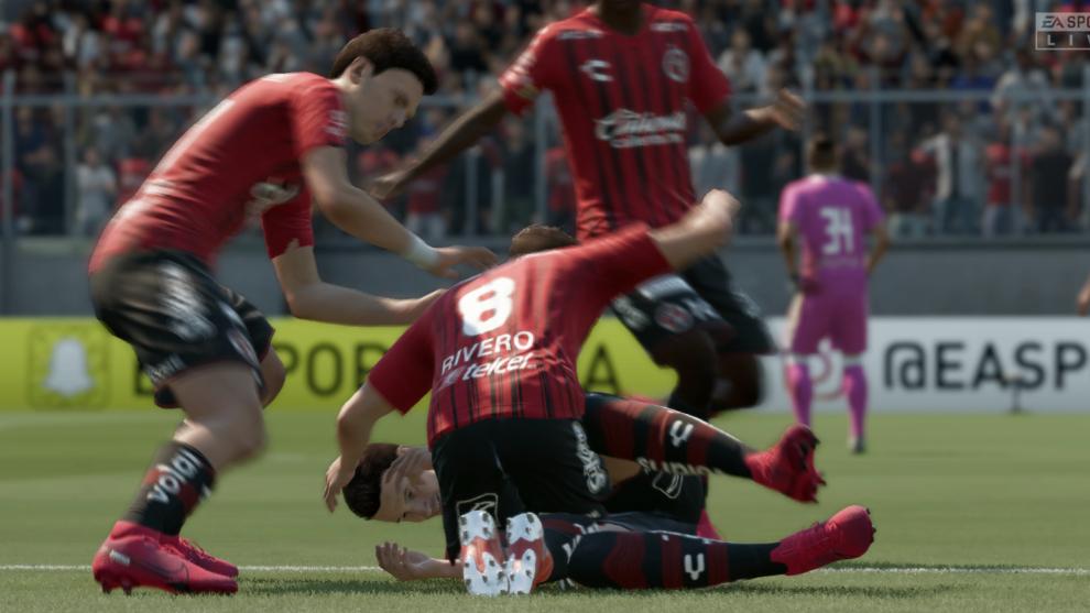 Xolos venció su complicaciones al Puebla en la eLiga MX.