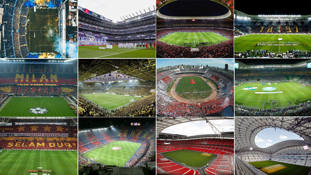 Ranking the world's top stadiums: Which is the best?