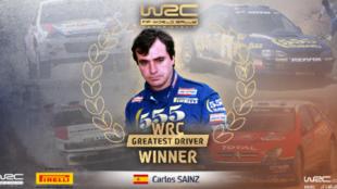 Carlos Sainz bate a Loeb como el mejor piloto de la historia del Mundial de Rallies