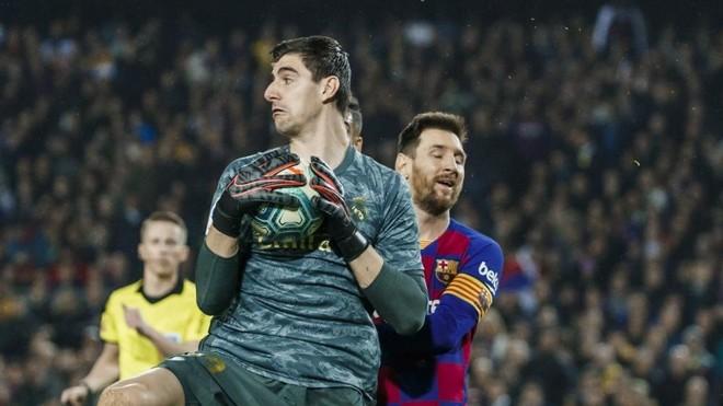 'Bất công nếu trao chức vô địch La Liga cho Barca'