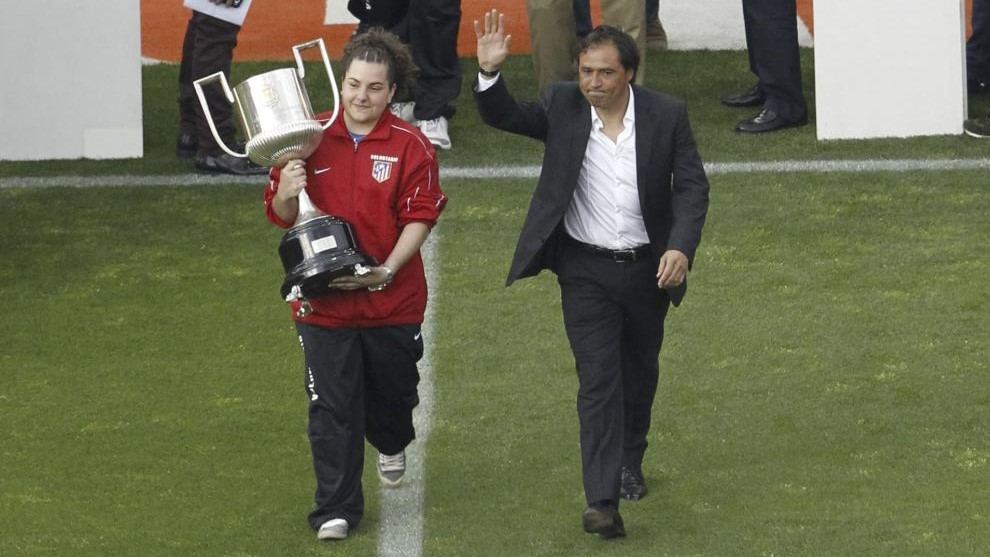 Santaelena: That Copa del Rey final in 1991 helped me to be an Atletico idol for a day
