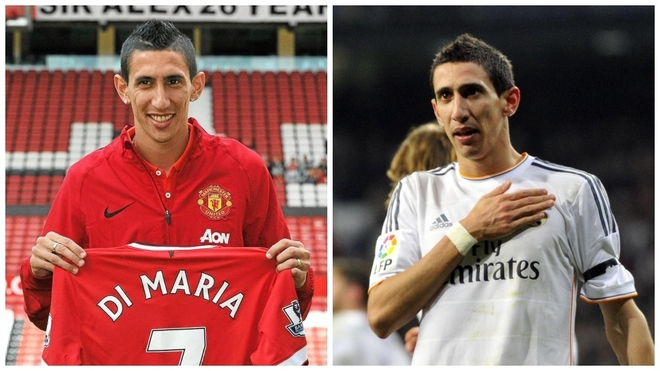 Di Maria's wife on Manchester United move: The Spanish called us mercenaries