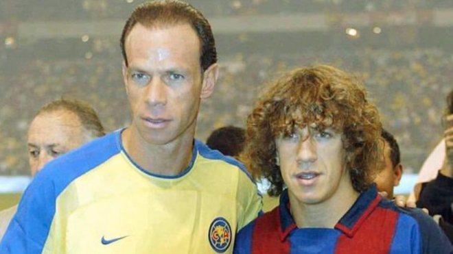 Zague y Puyol.
