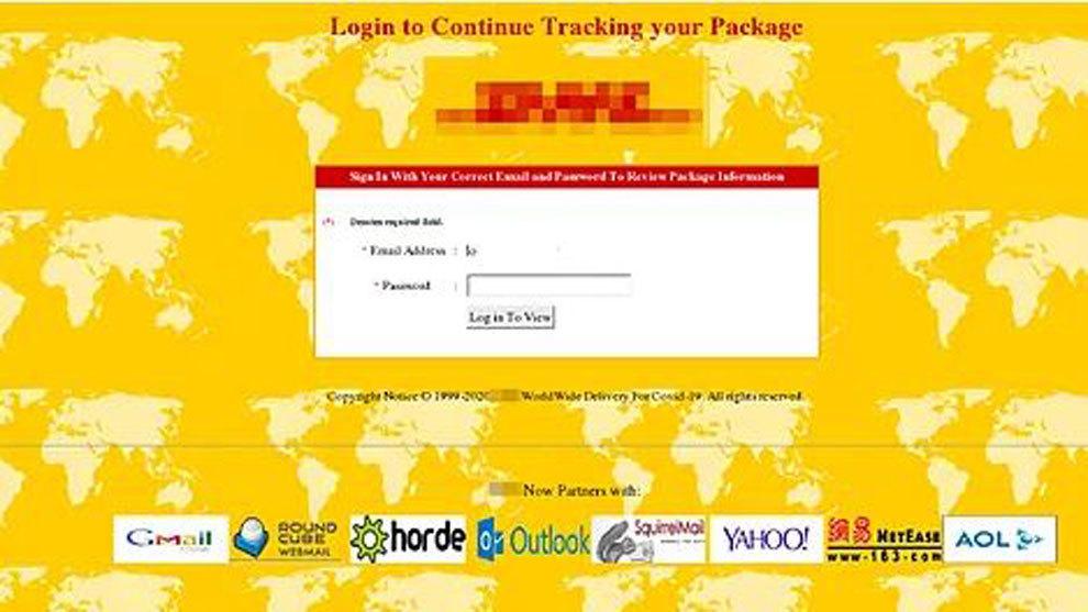 Cuidado con los pedidos: así aprovechan los envíos a domicilio los ciberdelincuentes