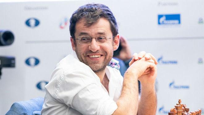 Aronian, en una foto de archivo.