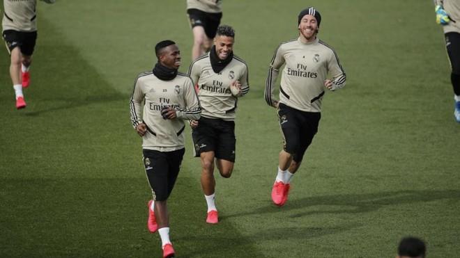 La cuenta atrás del Madrid