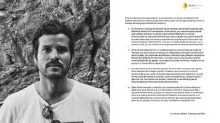 Masterchef Celebrity Willy Barcenas polemica productora se defiente de...