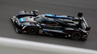 El Cadillac vencedor de las dos últimas ediciones de Daytona.