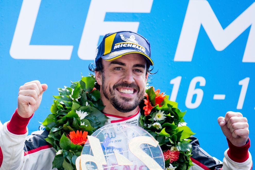 McLaren y Toyota podrían ofrecer una opción a Alonso en el futuro en...