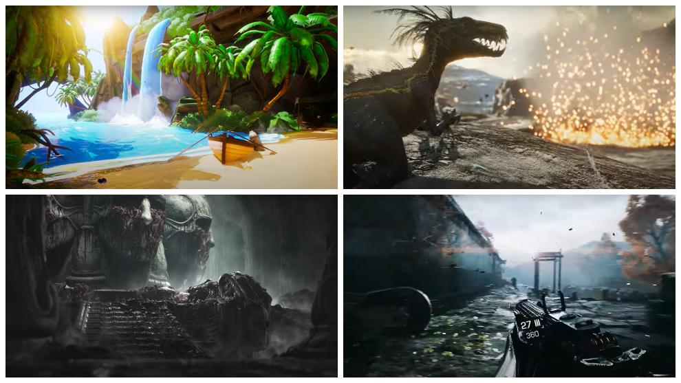 Xbox Series X presentó su primeros videojuegos desarrollados por...