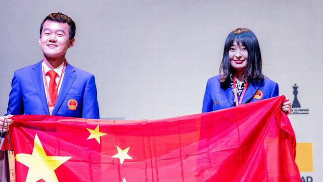 Los capitanes de China.