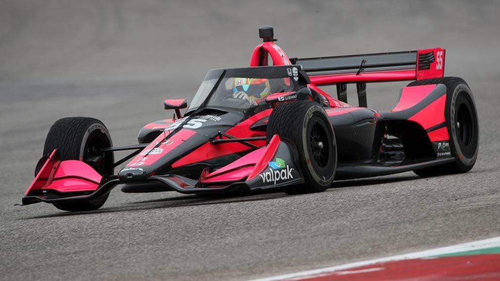 Alex Palou ya tiene fecha para su debut en Indycar.