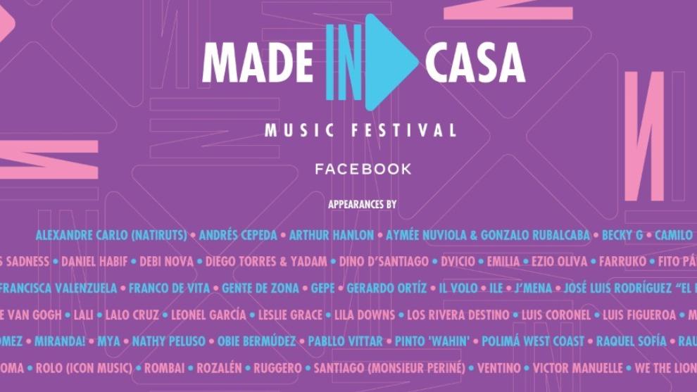 Made In: casa... el festival de música de Latin-Iberia ¿cómo,...