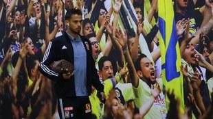 Diego Reyes con Tigres.