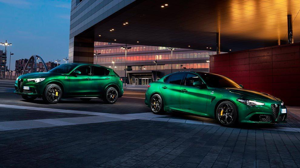 Stelvio y Giulia Quadrifoglio: tecnología para los Alfa Romeo más poderosos