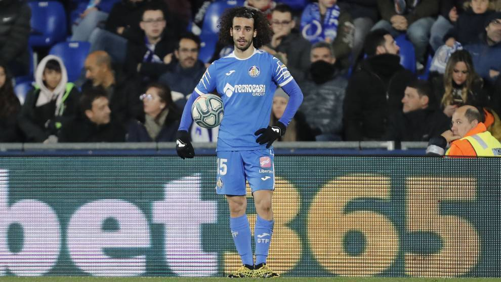 Napoli officially deny interest in Cucurella