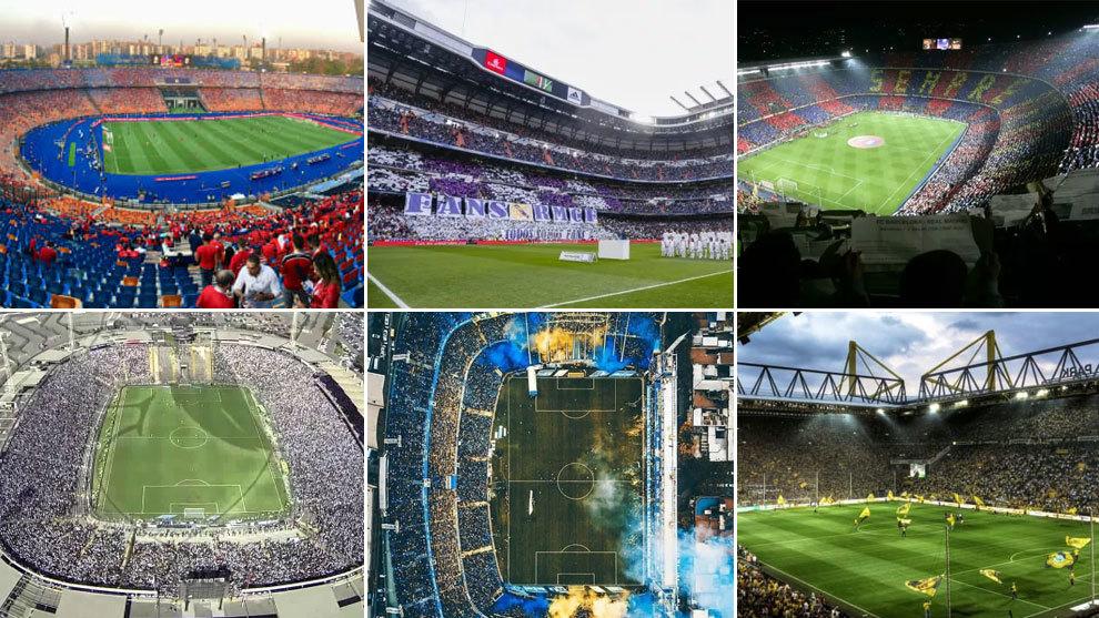 El Cairo International Stadium, elegido el mejor estadio del mundo
