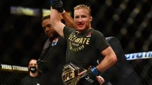 UFC 249: Justin Gaethje es nuevo campeón