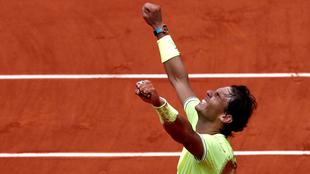 La edición 2020 de Roland Garros podría jugarse a puerta cerrada.