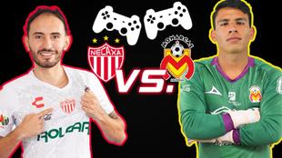 Rayos y Monarcas chocaron en la Jornada 9 de la eLiga MX.