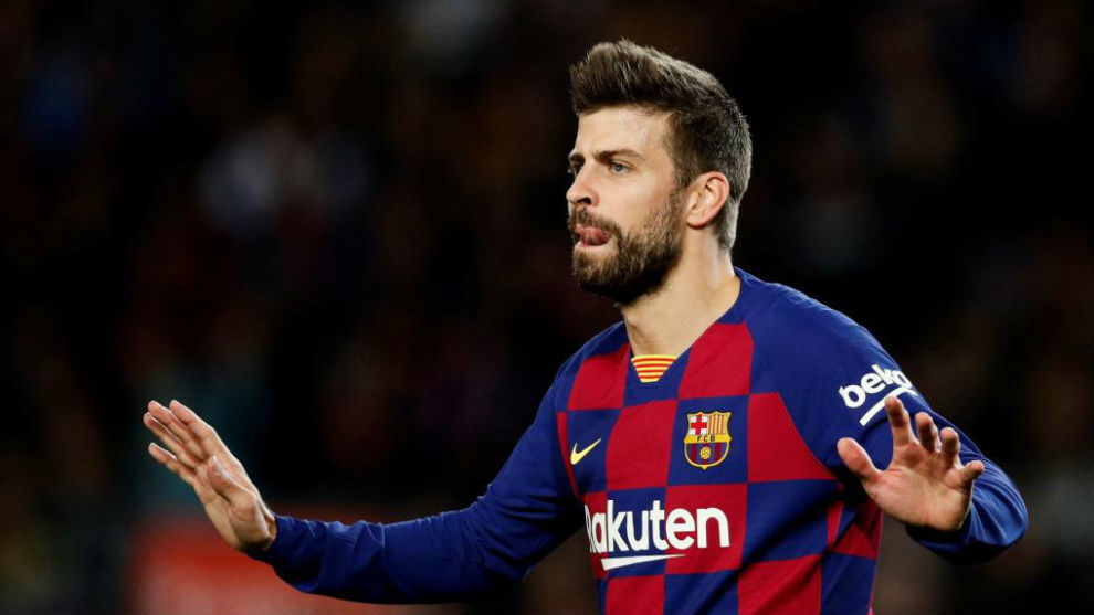 Pique: We're Barcelona and this isn't over yet