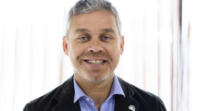 José Manuel Mateos, presidente Aficiones Unidas