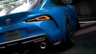 La nueva versión del Toyota GR Supra RZ