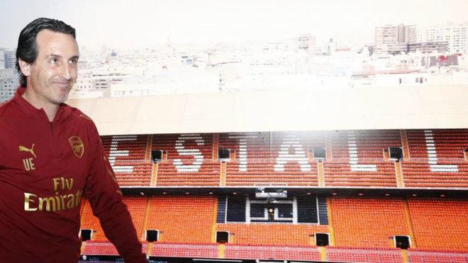 Could Unai Emery return to Valencia?