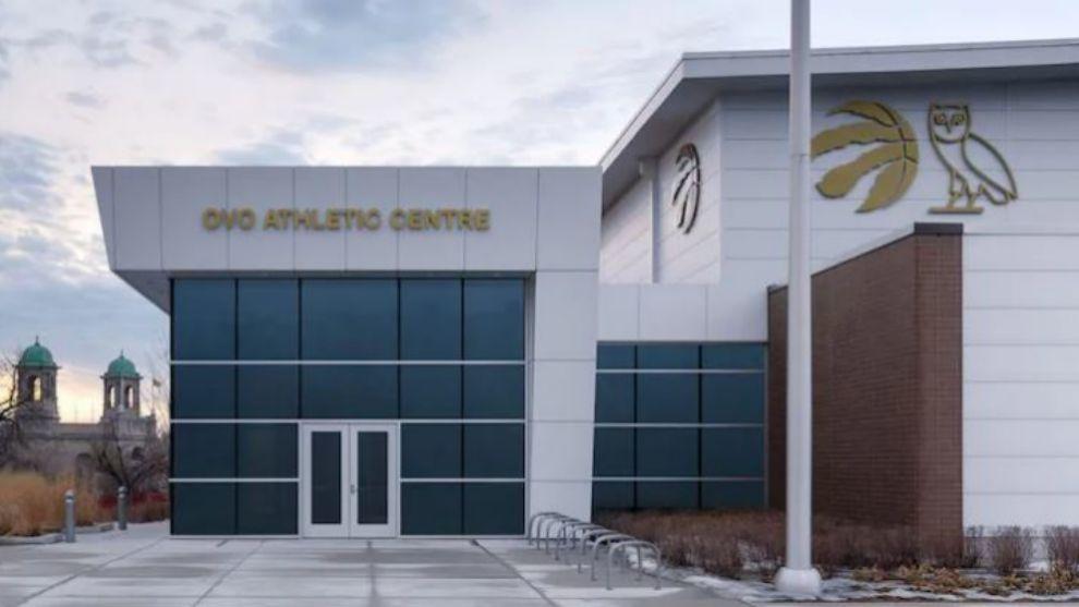 Instalaciones de los Toronto Raptors.