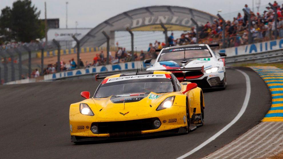 Corvette es un clásico de la categoría LM GTE Pro.