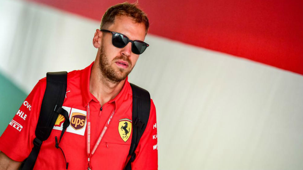 Oficial: Vettel se va de Ferrari