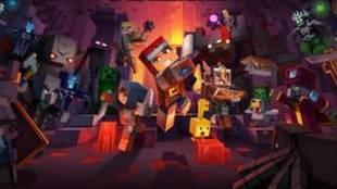 Minecraft Dungeons sale a la venta el 26 de mayo