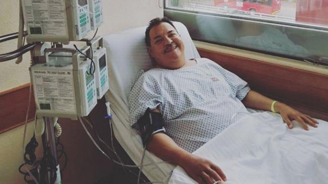Coronavirus: Julio Preciado es hospitalizado por posible coronavirus |  MARCA Claro México