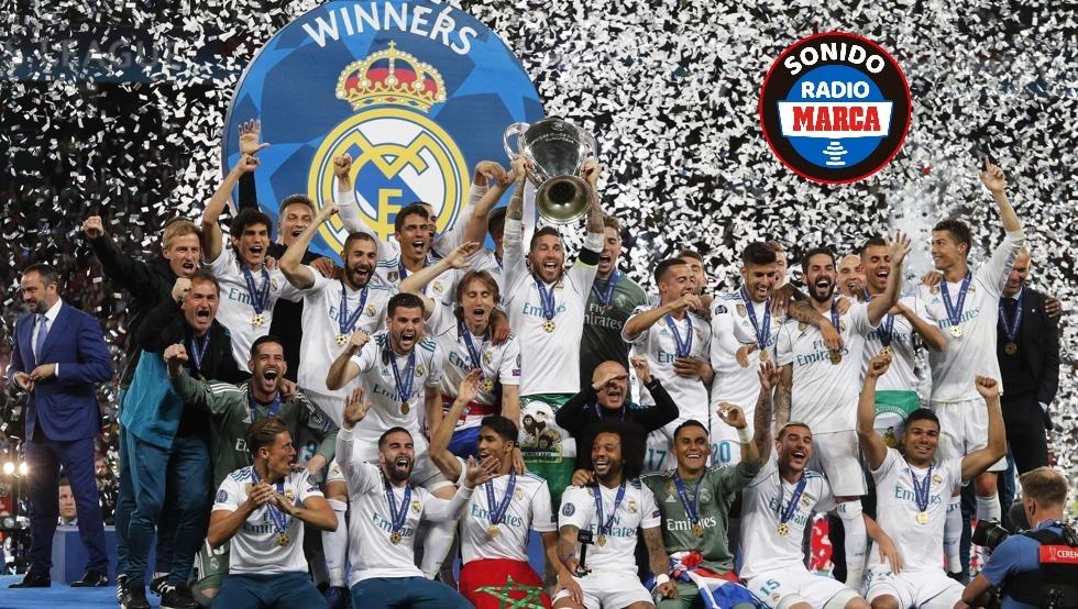 El Real Madrid, campeón de la Champions League por decimotercera vez