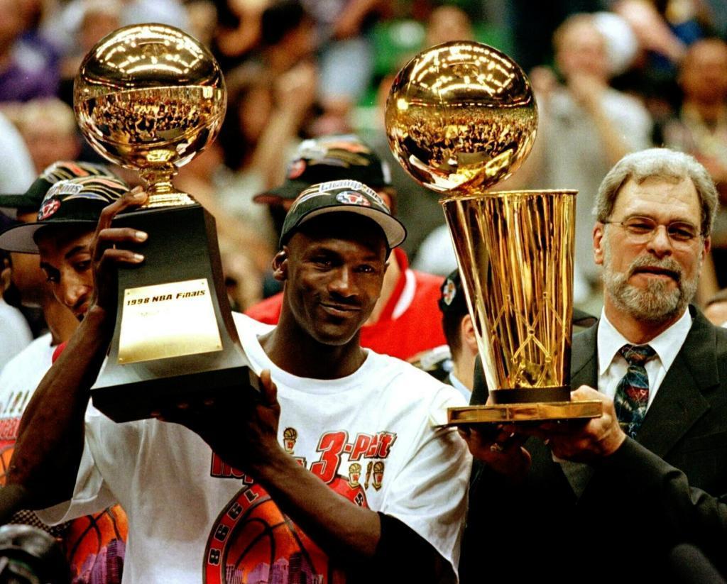 recursos humanos sonrojo sustantivo  NBA: Los récords de Michael Jordan más difíciles de batir | Marca.com
