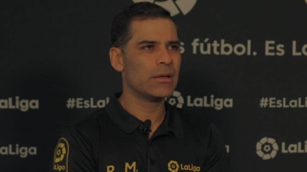 Rafael Márquez recuerda su carrera en entrevista con LaLiga de...