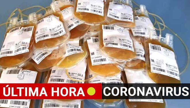 Noticias de ultima hora del Coronavirus en España.