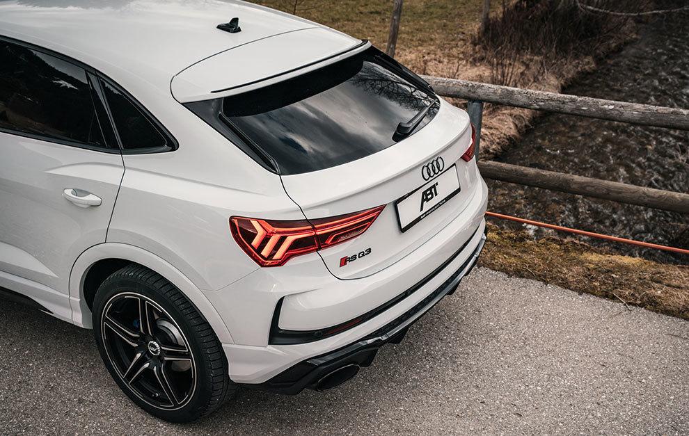 El ABT está disponible con la carrocería normal y con la Sportback.